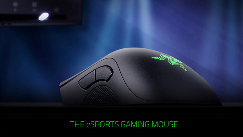 DeathAdder Razer мышь мышь 2
