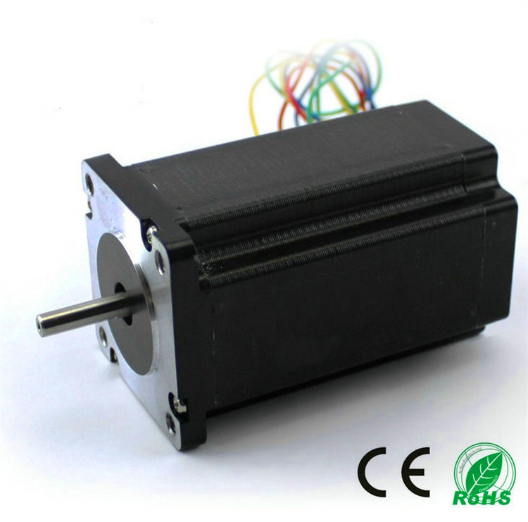 ФОТО 60HS88-2008 / 1.8 degree 60mm 2phase Square hybrid stepper motor NEMA24 / 60mm high torque stepper motor