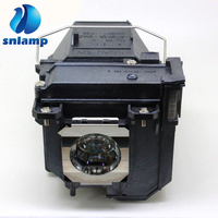 Bombilla de proyector de alta calidad con carcasa para ELPLP79 para PowerLite 570 575W 575Wi EB-570 575 575W 575Wi BrightLink 575Wi
