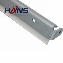 10pcs. Substituição compatível preto da lâmina da limpeza do cilindro para konica minolta bizhub c451 c550 c650 c452 c652 c652 c754e c754 c654e