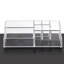 Crystal Acrylic Cosmetic Organizer