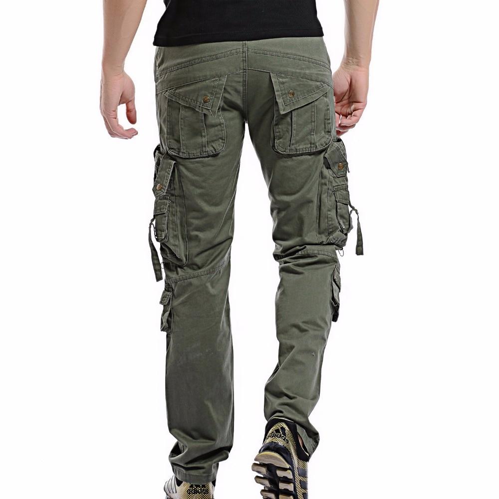 2019 Herren Winter Camouflage Tactical Cargo Hosen Männer Jogger Boost Military Baumwolle Hosen Hip Hop Männlichen Fleece Warme Hosen 5xl Mutter & Kinder