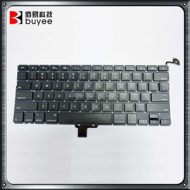 Laptop Keyboard New 2009-2012 For Apple Macbook Pro A1278 Keyboard US Keyboard Replacement