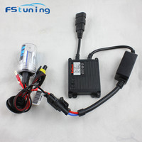 FStuning 1set Hid Conversion Kit 55W H7 H8 H11 H9 HID Xenon Bulb With AC 55w
