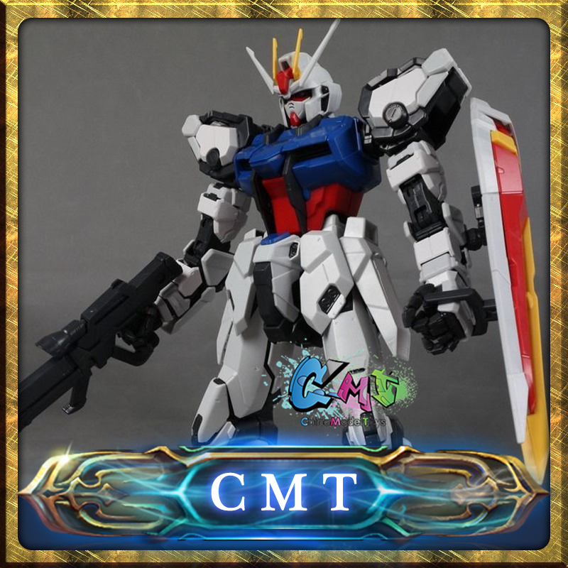 CMT Pg 1/60 STRIKE ROBOT DABAN GUNDAM MODEL KIT GAT X 105 action figure plus size birds print lace up straight leg men s shorts