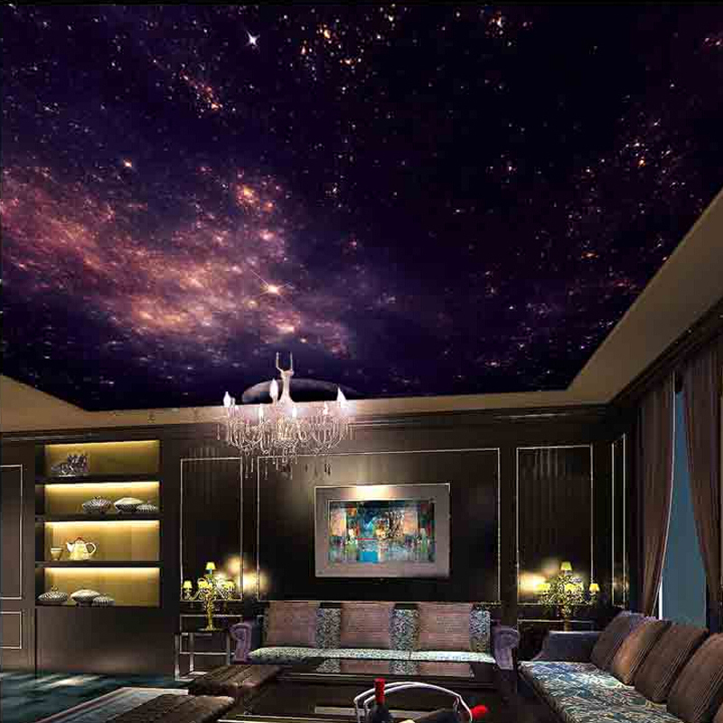 Download Night Sky Bedroom Wallpaper Gallery