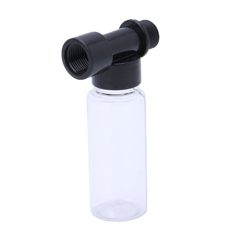 76ML Car Washing Sprayer Foam Cup Car Cleaning Detergent Bottle Bubble Container Cup Bottle Water Foam Spray Gun Cup Accesssory