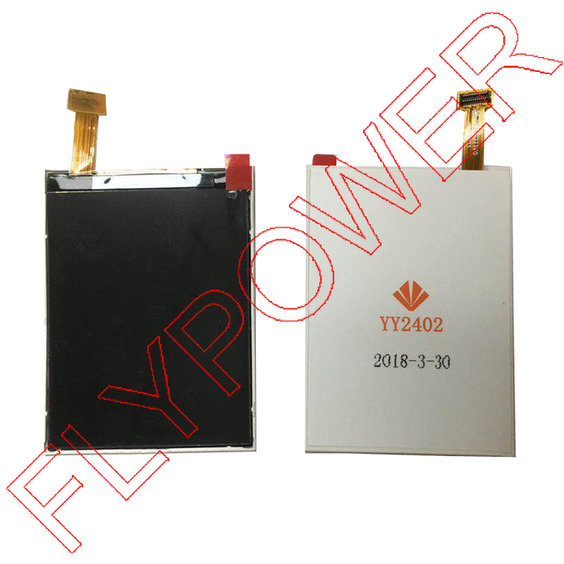 100% Warranty lcd screen display For Nokia Asha 202 203 206 207 208 300 301 by free shipping
