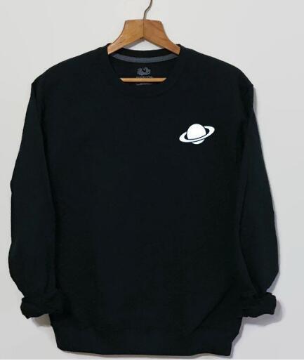 123cb8cb1 New Arrive Fashion Crewneck Planet Sweatshirt Space Hoodies Tumblr ...