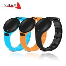 Yhxs Bluetooth 4.0 IP67 Водонепроницаемый Браслет Смарт шагомер браслет Watch Sport для Android IOS для смартфона iPhone