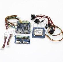 Nueva Crius All In One PRO Controlador de Vuelo AIOP Módulo V2.0 + AIOPIO + V3.1 NEO-6 GPS conjunto