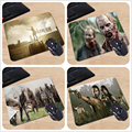 New Arrival The Walking Dead Adventure Survival TV Play Customized Mouse Pad Computer Notebook Mice Mat Non-Slip Rubber Mousepad
