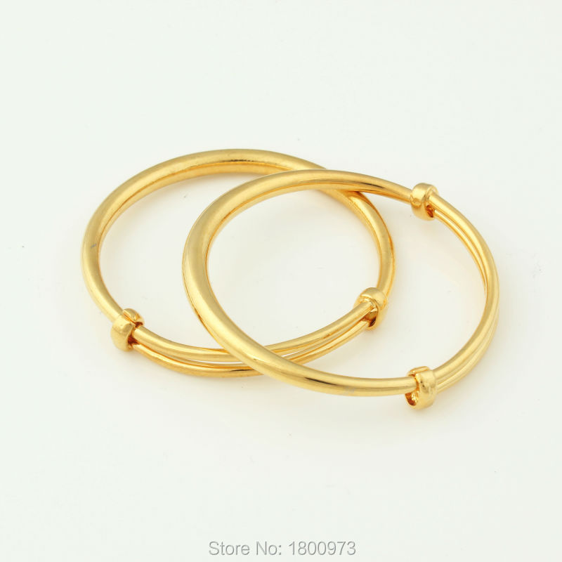 New Arrival Dubai Gold Jewelry Baby Boy Color Bangles For Ethiopian African In From Accessories On Aliexpress