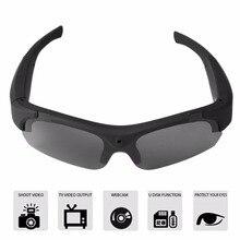 cf1a33250795 1080P HD Сменные поляризованные линзы солнцезащитные очки Камера видео  Регистраторы спортивные солнцезащитные очки видеокамеры очки видео