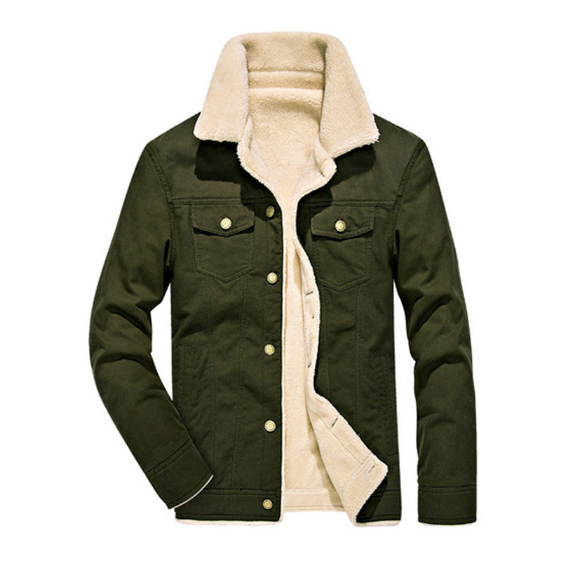 New fashion brand jacket military style 4 color stand collar AFS JEEP windbreaker s Spring jacket