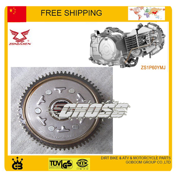 ZONGSHEN W155 150cc 155cc 160cc engine clutch assy DHZ HK160R xmotos piterspro KAYO BSE dirt pit off road motocross bike parts
