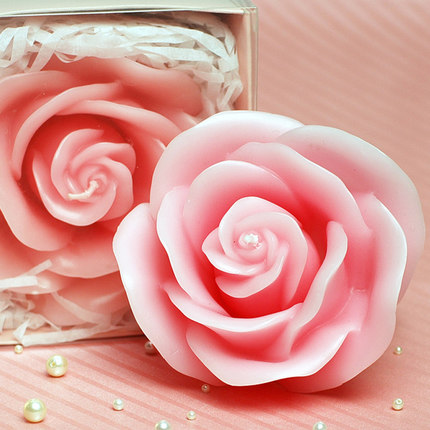 Moules en Silicone 3D fleur gemme Phalaenopsis Lotus Rose chocolat fait à la main mariage savon bougie arôme pierre moule résine argile moules