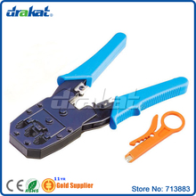 3 in 1 Network Cable Lug Crimping Tool for RJ45 RJ11 RJ12 8P/6P/4P Plug