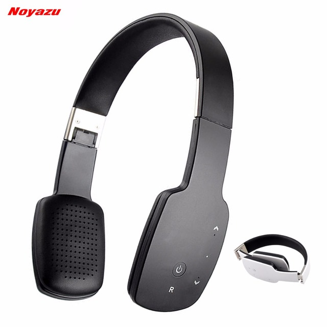 Noyazu LC-9600 Wireless Bluetooth Headphones  Headset with Bluetooth 4.1  Stereo for Music Mobile Wireless Headphone Fordable b2e2cab50d64