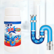 Toilet Cleaner Agent Household Powerful Drain Deodorization Sterilization Pipe Dredging Sink Home Kitchen Quick Foam Residue