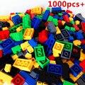 Nuevo 1000 unids juguetes para niños juguetes educativos bloques de construcción de ladrillos diy creativo compatible con legoe ladrillos envío gratis