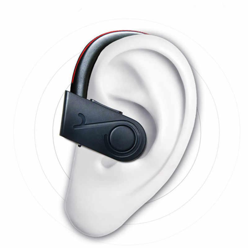 XEDAIN بلوتوث سماعة مقاوم للماء اللاسلكية سماعة رأس مزودة بتقنية البلوتوث الرياضة باس سماعة رأس مزودة بميكروفون للهاتف آيفون شاومي سماعة