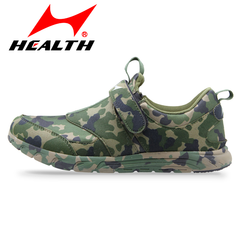 Health High Quality Women sports running shoes men man sneakers Camouflage marathon digital ultra-light training runing shoes