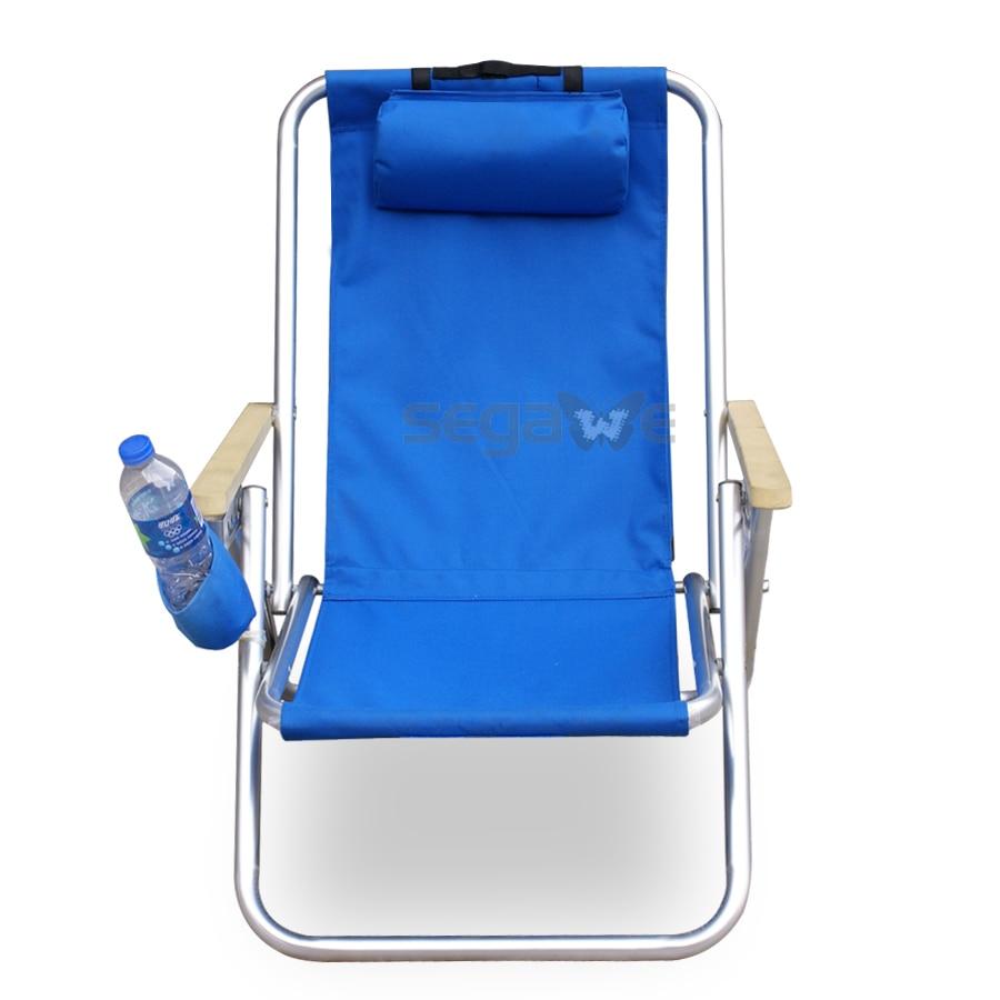 aliexpresscom comprar mochila porttil plegable silla de playa mochila con silla plegable de backpack with drink holder fiable proveedores en shanghai