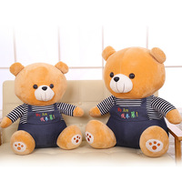 2017 Hot Beanie Boo Lovely Wearing Clothes Teddy Bear Plush Toys Stuffed Doll Kids Birthday For