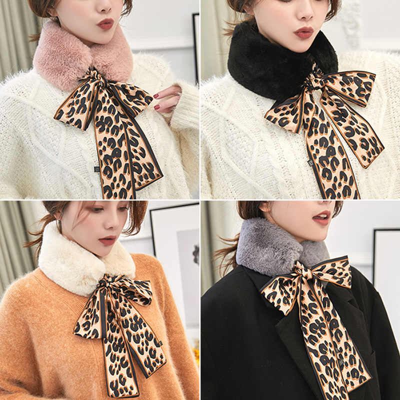afe9f8f5244 ... Vintage wool ear covers Cute tie warm knit autumn winter girls head  wear accessories solid color ...