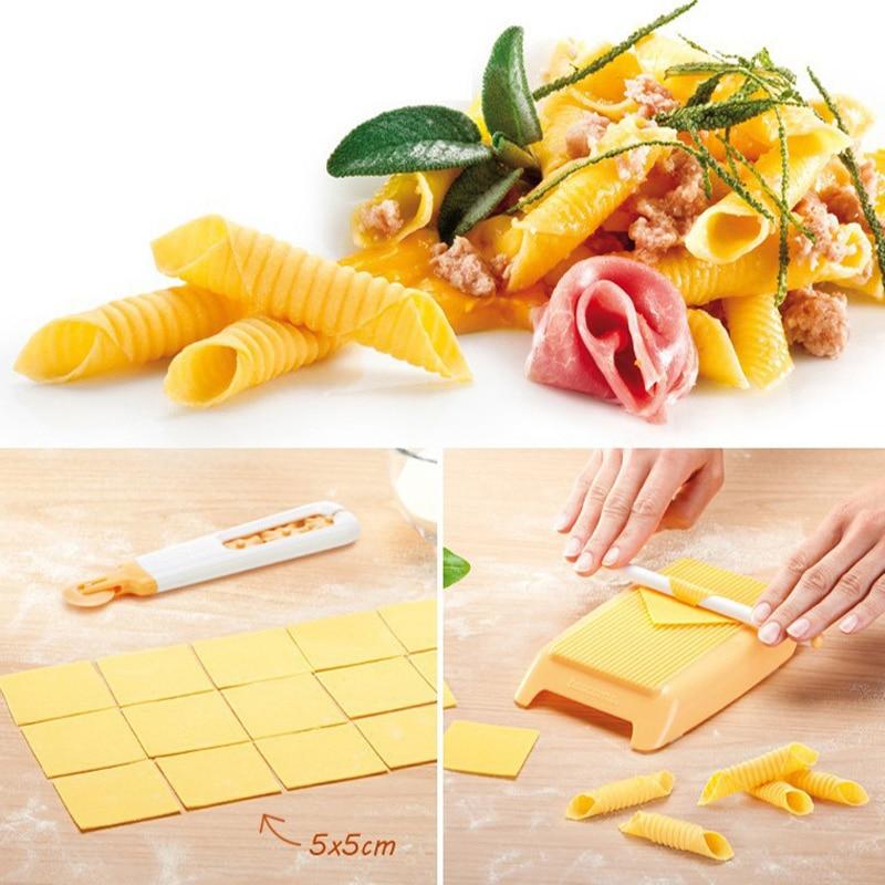 1 PC New Creative Macaroni Maker DIY Macaroni Mold For Spaghetti ...