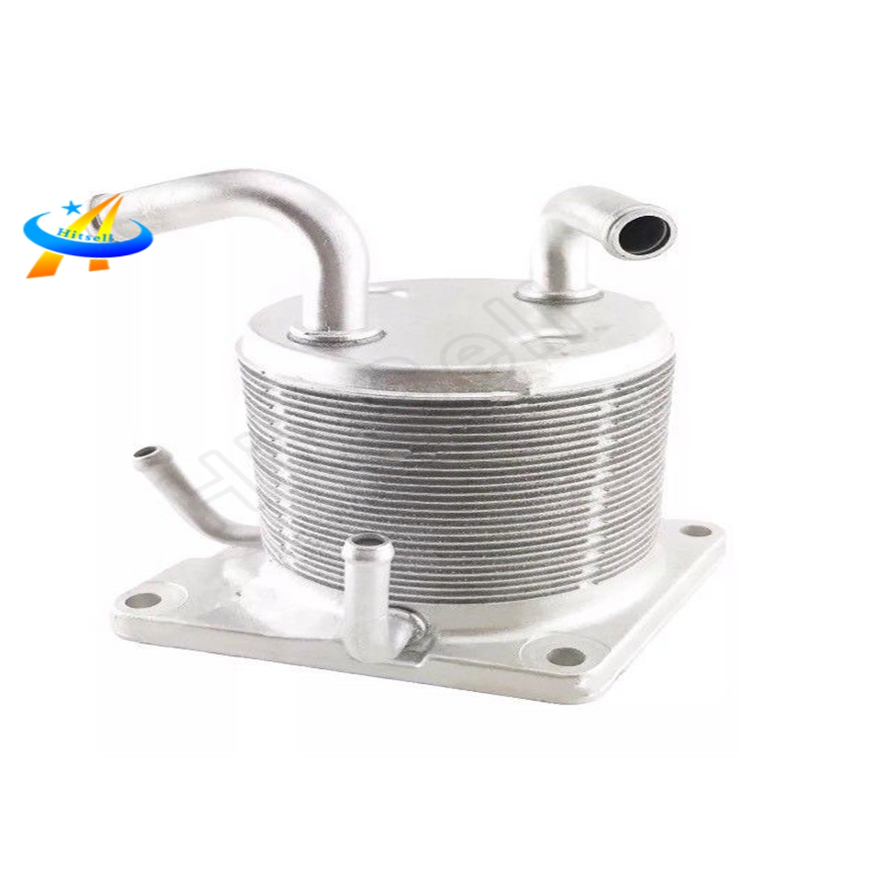 CVT Transmission Oil Cooler For Nissan Rogue Juke Sentra NV200 2.0L 7200756 216061XF0A 21606 3TX0A, 216063TX0A,  216061XF0A,-in Oil Coolers from Automobiles & Motorcycles    1