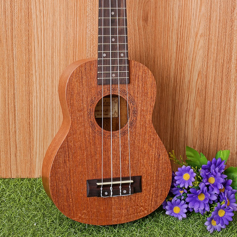 21-9 21 Ukulele Mahogany Acoustic guitar Rosewood Fretboard 4-strings guitarra musical instruments Wholesale 21