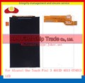 "10 unids/lote alta calidad 4.0 ""para alcatel one touch pixi 3 4013d 4013 ot4013 pantalla lcd envío gratis"