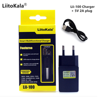 Lii-100 and 5V 2A EU