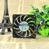 ¡Livraison gratuite! 70107 cm D'un Ventilater carta más 3pin P1127010LB1F 12 V 12 V 0,1 de las Naciones Unidas