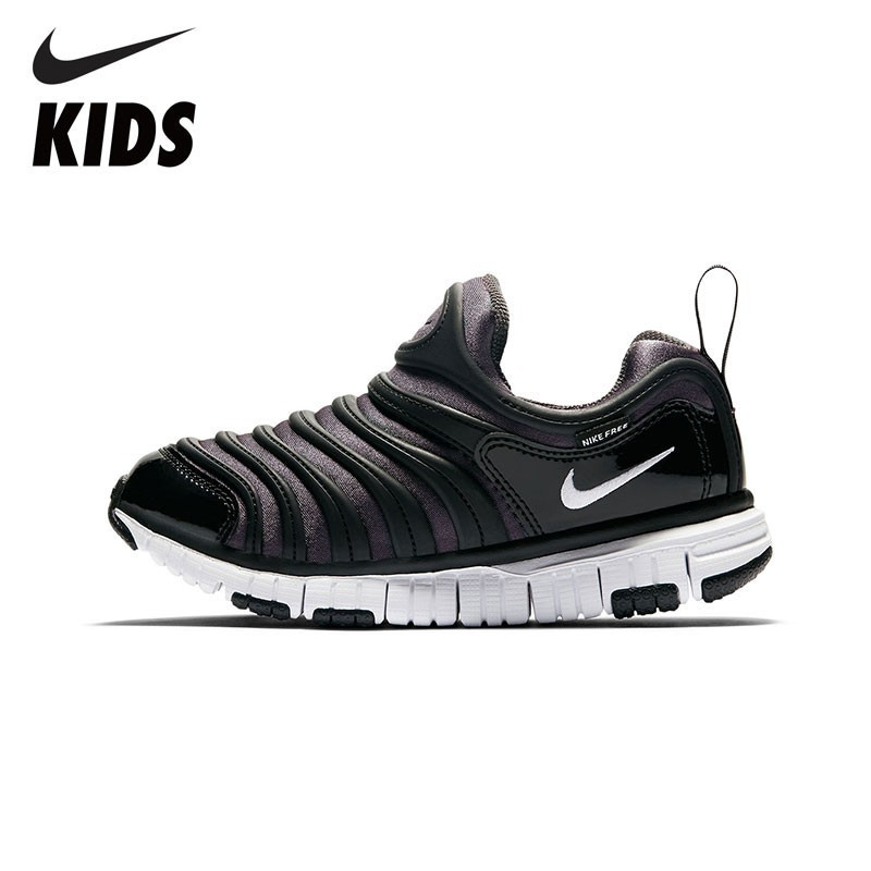69cf0e2a NIKE Kids DYNAMO FREE Breathable toddler Running Shoes Anti-slippery and  Comfortable Sneakers 343738