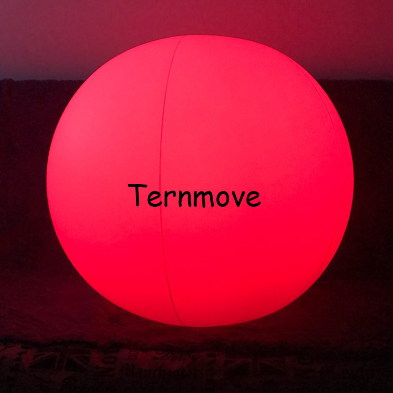 Colors Changing LED Beach Ball as waterproof lighting balloon PVC inflatable led throw ball for concert partyColors Changing LED Beach Ball as waterproof lighting balloon PVC inflatable led throw ball for concert party