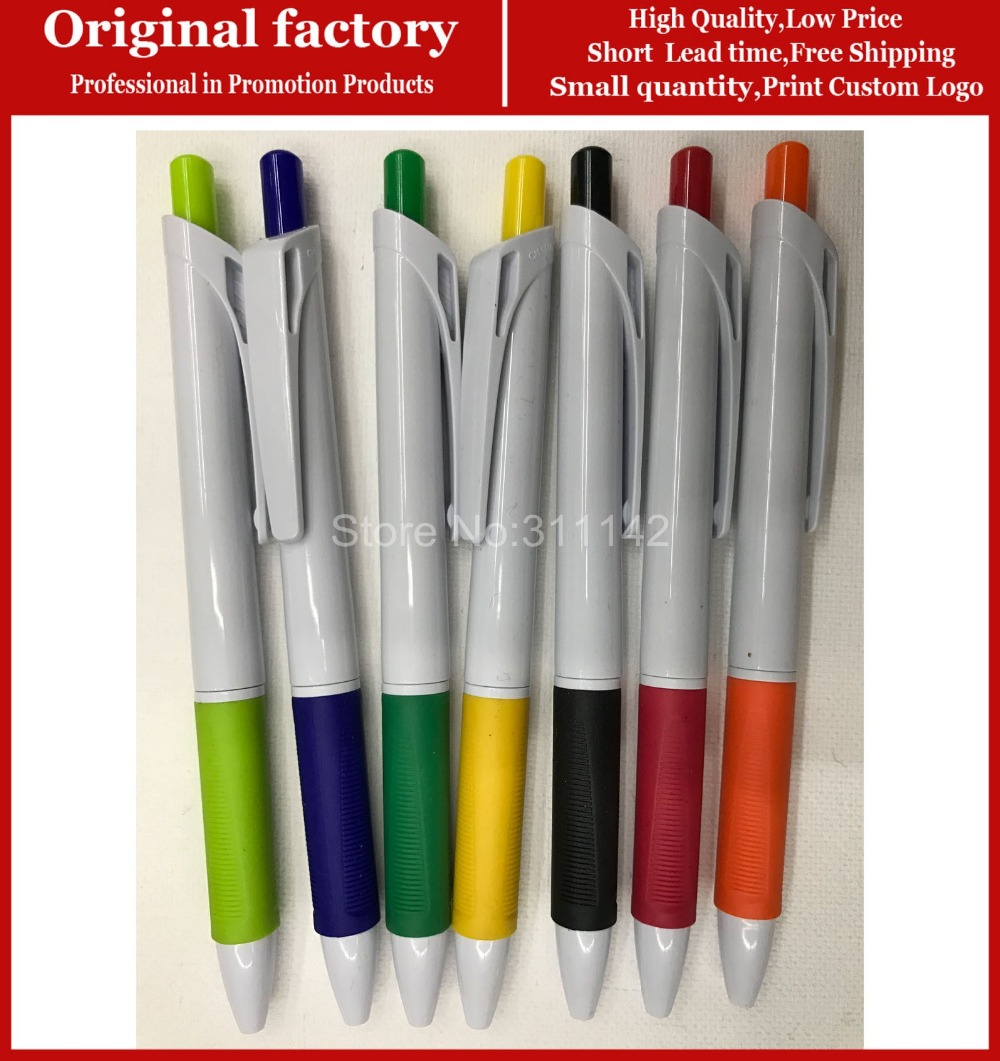 Us 228 0 Factory Direct Personalized Pen 1000 Pieces White Ballpoint Pen In Banner Pens From Office School Supplies On Aliexpress Com Alibaba