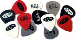 EVH Eddie Van Halen podpis gitara Pick plektron (hiszpania)  wprowadź i 6 sztuk/paczka