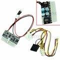 DC 12 V Interruptor Pico ATX PSU Car Auto Mini ITX fuente de Alimentación de Alto Módulo 160 W 24Pin