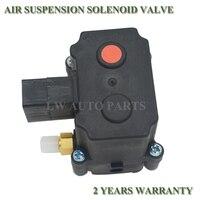 Solenoid Valve Block Fit For BMW Air Suspension Compressor F02 F01 F11 F18 37206789450 37206864215