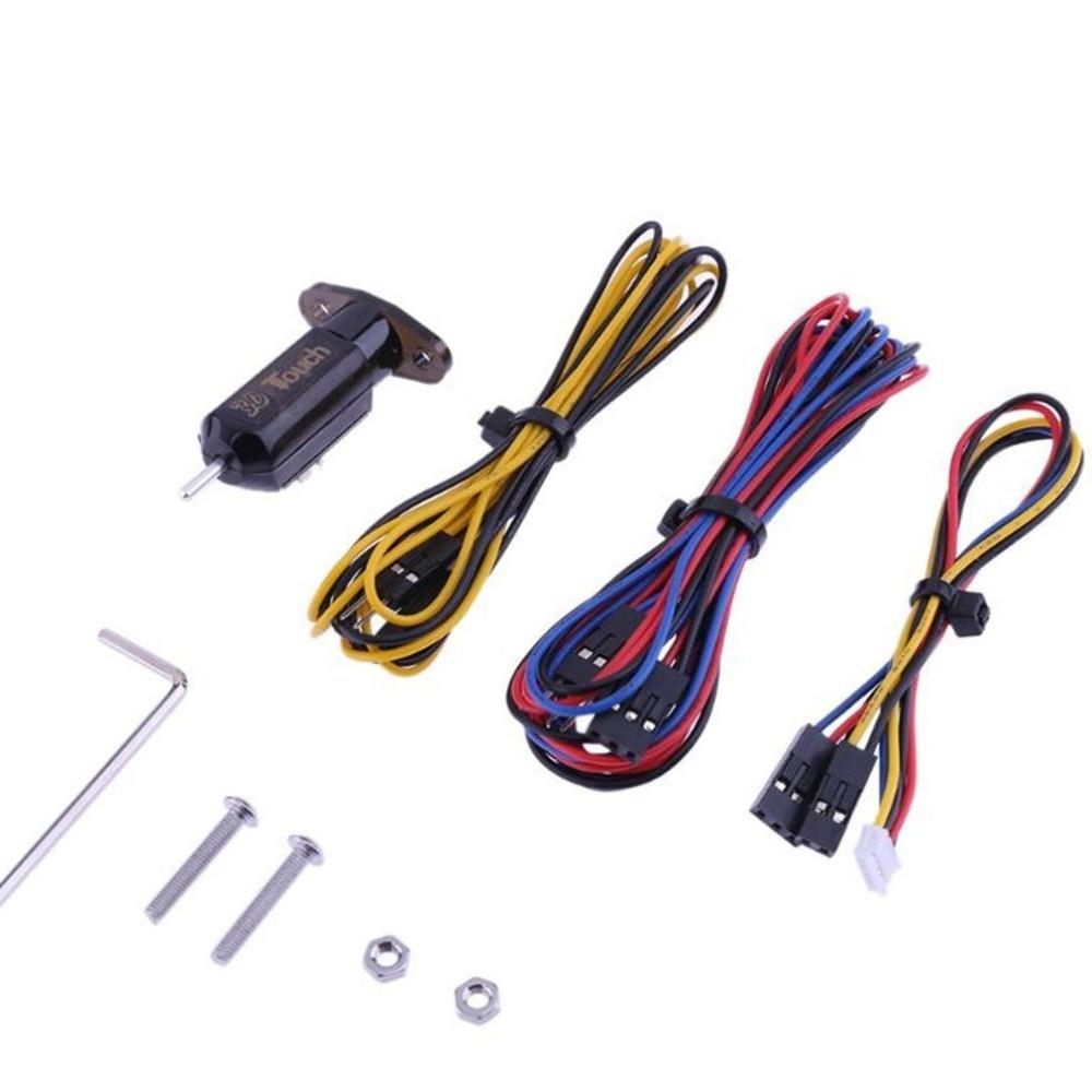 Bl CHAUDE TL-tactile Lit Auto Nivellement Capteur 3D Tactile Auto-Nivellement Capteur Pour 3D Imprimante heatbed Améliorer précision d'impression