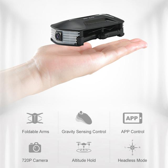 JJRC H37 Mini Drone 720P Camera