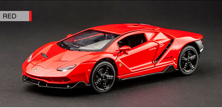Centenario LP700-4 High Quality Model Toy Car 15.5x6.5x4.3 cm 45