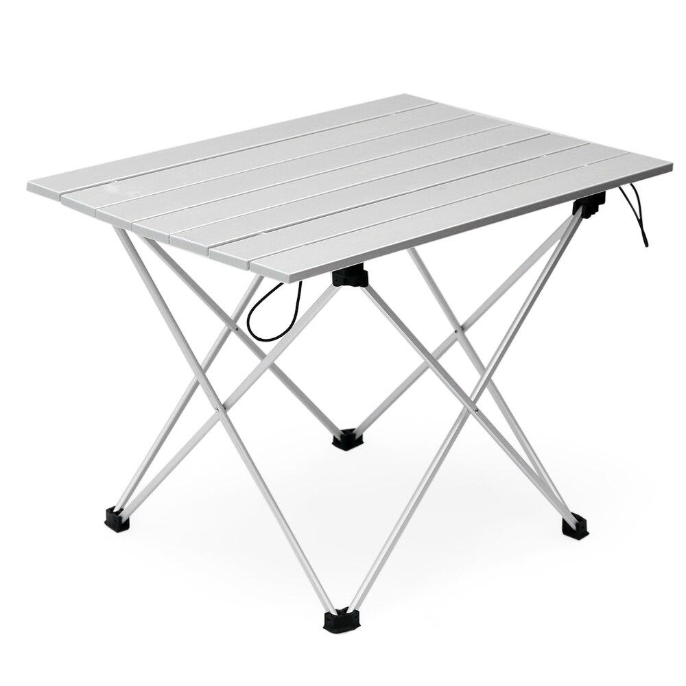 Camping & Hiking Folding Table Desk Tool Aluminum Alloy Sheet Camping Kit Outdoor Tools 100% Guarantee Outdoor Tools