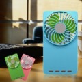 Mini Portable Adjustable USB Rechargeable Cooling Office Desk Table Electric Fan