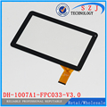 Nuevo 10.1 '' pulgadas Tablet MF-595-101F fpc XC-PG1010-005FPC DH-1007A1-FPC033-V3.0 capacitancia de la pantalla táctil FM101301KA paneles de vidrio