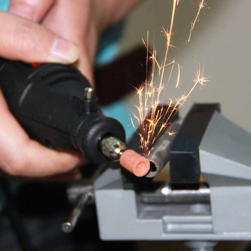 180W ไฟฟ้าเครื่องมินิสว่านโรตารี่เครื่องมือเครื่องขัดเครื่องมือความเร็วตัวแปรแกะสลักปากกา Dremel อุปกรณ์เสริม