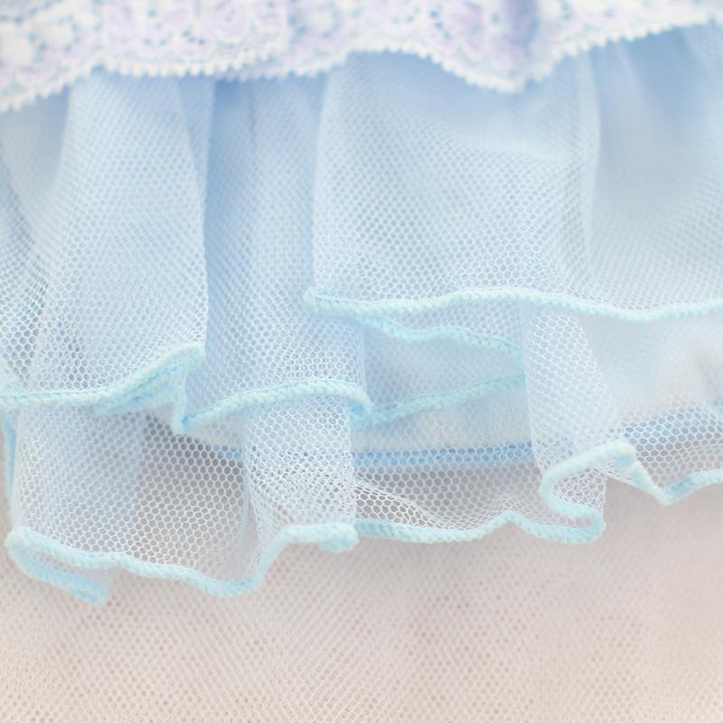 Vajzat e ëmbël të Princeshave me Lace Princesha Veshje për Qentë - Produkte për kafshet shtëpiake - Foto 6